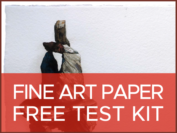 Request fine art paper evaluaton kit