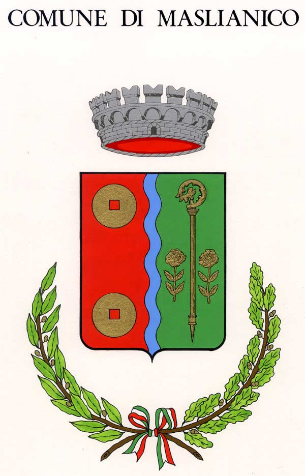 Image of the coat of arm we reproduced