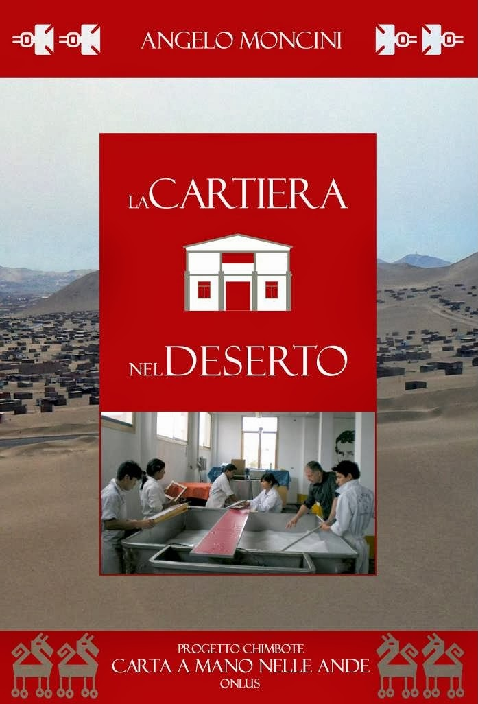 Front cover of 'La Cartiera nel Deserto'