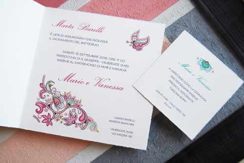 Wedding cards our style 'Tenerezza' [Tenderness]